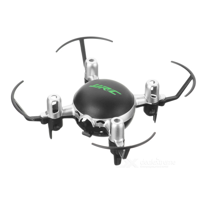 Upper + Lower Body Shell Cover for JJRC H30C Quadcopter - Black+Silver