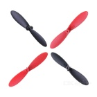 2 * CW + 2 * CCW Propellers for JJRC H30C / H30W - Black + Red
