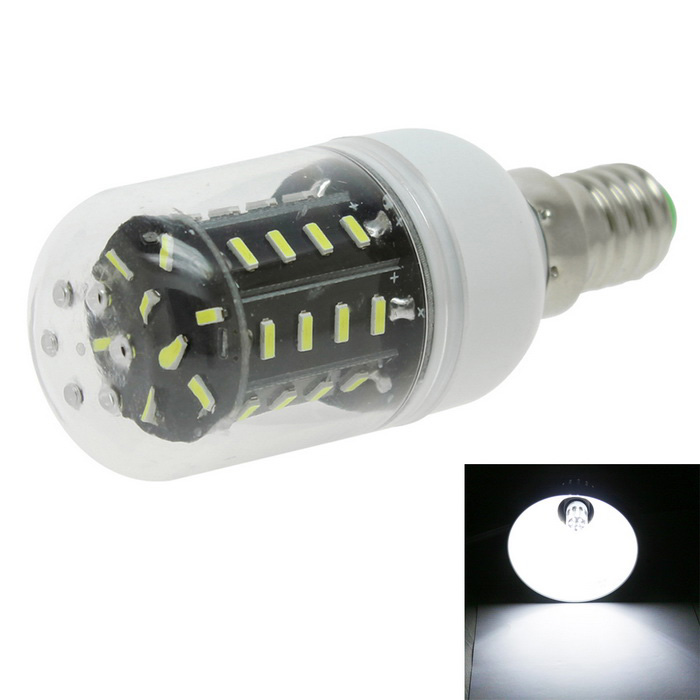 HONSCO E14 3W LED Cold White Light Corn Bulb (AC 220V)