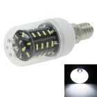 250lm 36-SMD 4014 LED 360 Grad Abstrahlwinkel Lampe mit Transparent Shell