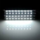 exLED LED 10W 12V Car Interior Decoration Cool White Light 1 to 4
