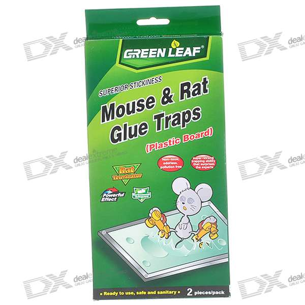 Environment-friendly Mouse/Rat Glue Trap Plastic Board