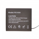 Replacement 3.7V 1050mAh Rechargeable Li-ion Battery - Black