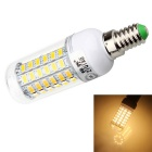 ZIQIAO YM5769B E14 7W LED Warm White Light Corn Bulb Spotlight
