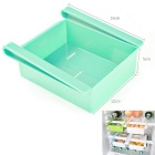 Mini Multi-Function Refrigerator Drawer Storage Box - Blue