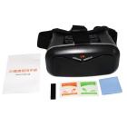 "Virtual Reality VR 3D-briller for 4 ""~ 6"" Mobile Phones - Svart"