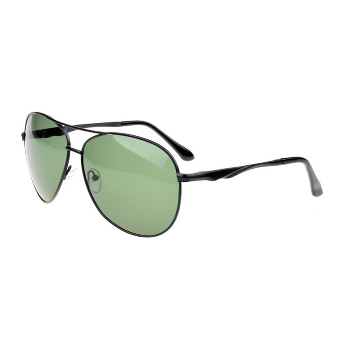 SENLAN 8602P1 Men's Polarized Sunglasses - Black