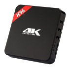 H96 Quad-Core Android 5.1 TV Box Player w/ 1GB RAM, 8GB ROM - Black