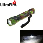 Flashlight Ultrafire 501B XP-L V6 con attrezzo multifunzione Cool White
