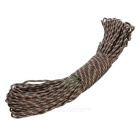 Outdoor Tactical Military Parachute Cord Paracord - Army Green (30m)