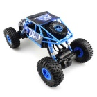 JJRC Q21 1:18 RC Car All-Wheel-Drive Climbing Car Monster Truck - Blue
