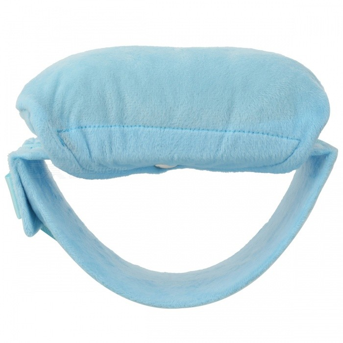 Elbow Support Style Nap Pillow - Bleu
