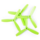 5045 Bullnose Propellers 3-Blade CCW CW - Green (2 Pairs)
