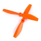 5045 2-Blade Nylon CW & CCW Propellers Set for Multi-Rotor - Orange