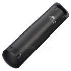 FURA Outdoor Survival Aluminum Alloy Waterproof Container - Black