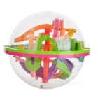 3D Spherical Maze Intellect Ball Balance Game Magical Puzzle Toy