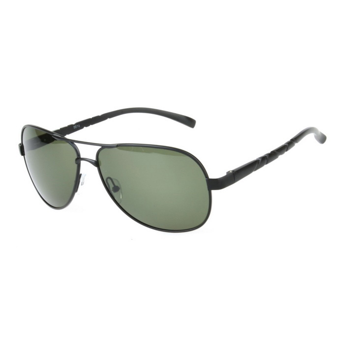 SENLAN 8614P1 Men's Polarized Sunglasses - Black