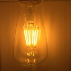 KWB E27 6W 580lm Warm White Light 6-LED Filament Bulb (AC 220~240V)