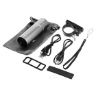 PINDO PD P-S6 Outdoor Sports Bike Speaker w/ TF Card Slot - Grey