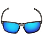 MOBIKE 9269 TR90 Frame Polarized Lens Sunglasses - Grey + Blue Revo