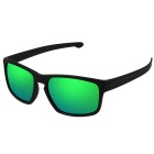 MOBIKE 9269 TR90 Frame Polarized Lens Sunglasses - Green REVO + Black