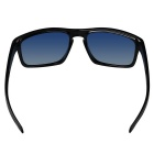 MOBIKE 9269 TR90 Frame Polarized Sunglasses - Progressive Blue + Black