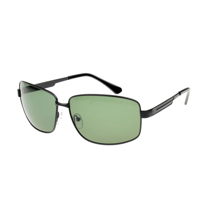 SENLAN 8605P1 Men's Polarized Sunglasses - Black