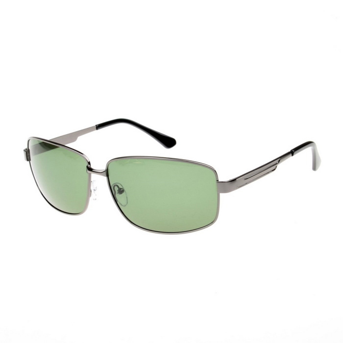 SENLAN 8605P2 Men's Polarized Sunglasses - Gun Color