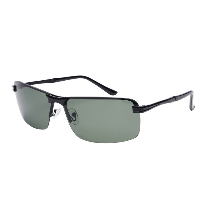 SENLAN 8606P1 Men's Polarized Sunglasses - Black