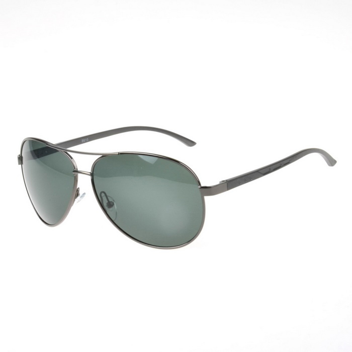SENLAN 8610P2 Men's Polarized Sunglasses - Gun Color