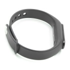 Smart Bluetooth Sport Bracelet with Heart Rate Monitor - Black