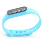 Smart Bluetooth Sport Bracelet with Heart Rate Monitor - Blue