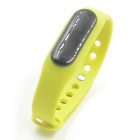 Multi-funcional BT TPU pulseira de Fitness Tracker com Hora Data, Calorie, Anti-perdida, Call Reminder