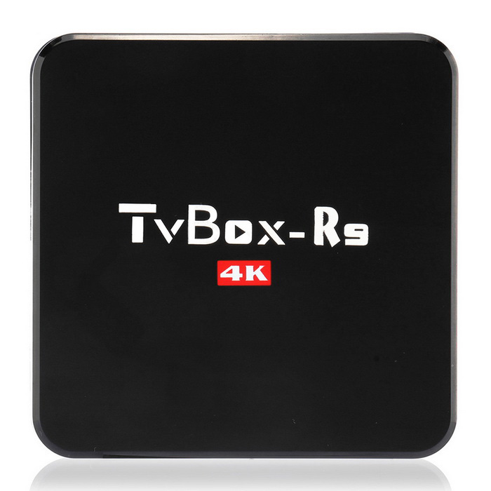 Android Smart HD TV Player Network TV-BOX - Black (US Plugs)