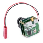FPV 3.6 Camera & Transmission Transmitter Integrated for RC - Black