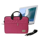 "EPGATE A00773 11 ""Laptop Único Shoulder Bag / Bolsa - roxo"