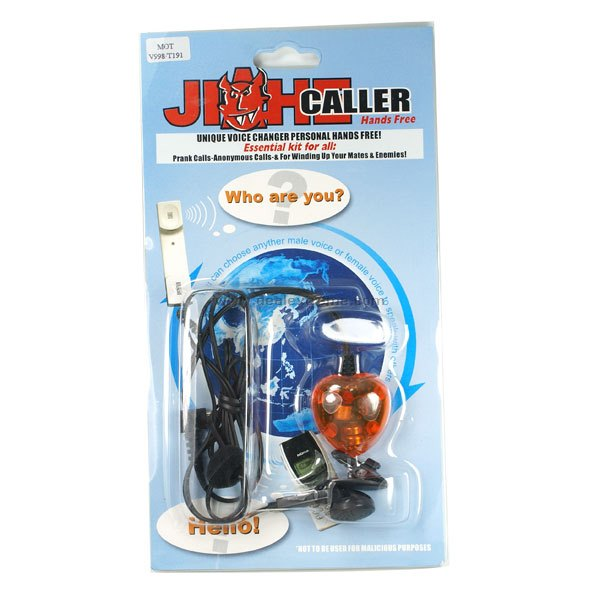 Cellphone Voice Changer Handsfree for Moto V998 T191