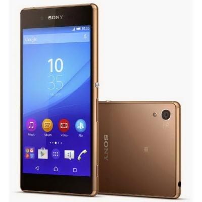 Sony Xperia Z3+ E6533 Dual Sim 32GB - Copper