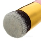 Make PER VOI 103 Powder Foundation Brush - Rosa + Gold