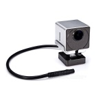 A-05 Concealed HD Night Vision 1080P Wi-Fi Car DVR - Silver