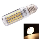 420lm 360' Beam Angle 99-SMD 5730 LED Lamp Light - Transparent + White