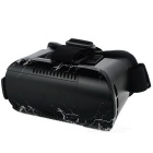 Personalisierte VR Virtual Reality 3D Video Headset Brille - Schwarz