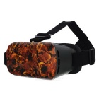 "Personalized VR 3D Helmet Movie Game Polarized Glasses for 4.7~6.0"" Smartphones"