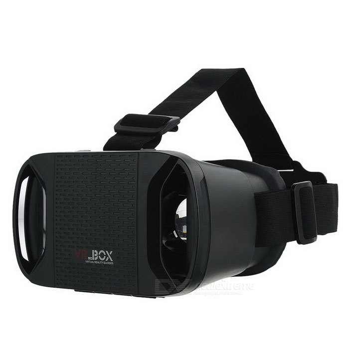 """Movie Game Polarized Virtual Reality Glasses for 3.3~6"""" Mobile Phones"""