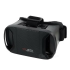 VR 3D caja de realidad virtual 3D Glasses + controlador Bluetooth - Negro