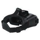 VR 3D Video Headset Gafas + Bluetooth Controlador - Negro + Azul