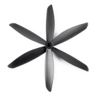 8045 3-Blade Nylon CW & CCW Propellers Set for Quadcopter - Black