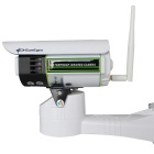 SunEyes SP-P1803SWZ Outdoor Zoom 1080P HD PTZ IP Camera - White (US)