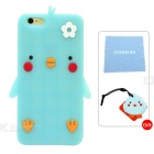 Cartoon Pattern Protective Case for IPHONE 6 / 6S - Blue