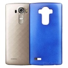 Protective PC Cace for LG G4 Mobile Phone - Dark Blue